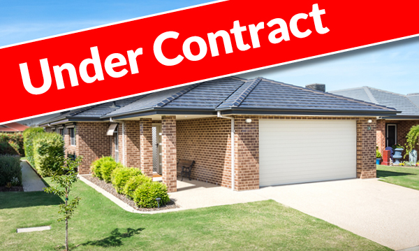 Home 34 Under Contract